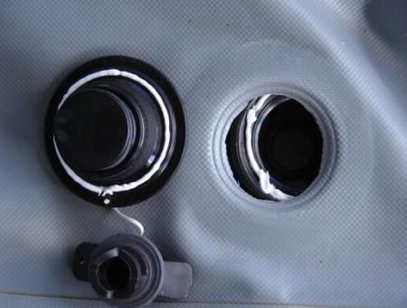 замена клапана без усиления посадочного отверстия