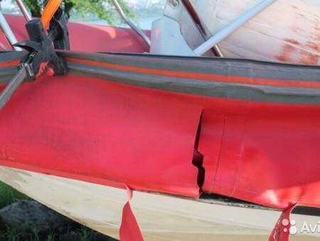 ремонт перегородки баллона